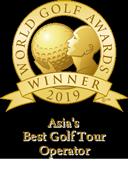 Asia's Best Golf Tour Operator 2014