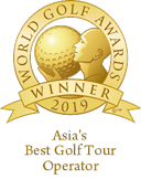 Asia's Best Golf Tour Operator 2014