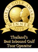 Thailand's Best Inbound Golf Tour Operator 2015
