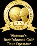 Vietnam's Best Inbound Golf Tour Operator 2016