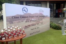 2014中国市场高尔夫锦标赛